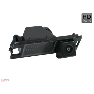 Камера заднего вида AVS327CPR (#027) для автомобилей HYUNDAI