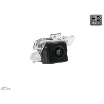 Камера заднего вида AVS327CPR (#060) для автомобилей CITROEN/ MITSUBISHI/ PEUGEOT