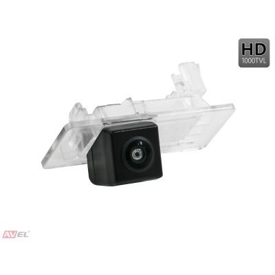 Камера заднего вида AVS327CPR (#134) для автомобилей AUDI/ SEAT/ SKODA/ VOLKSWAGEN