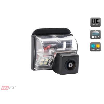 Камера заднего вида AVS327CPR (#044) для автомобилей MAZDA
