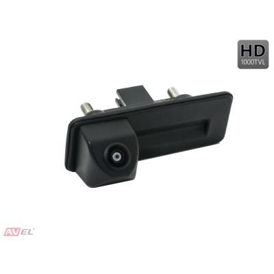 Камера заднего вида AVS327CPR (#123) для автомобилей AUDI/ SKODA/ VOLKSWAGEN