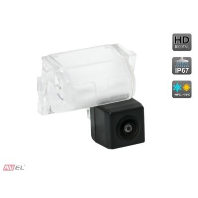 Камера заднего вида AVS327CPR (#196) для автомобилей MAZDA