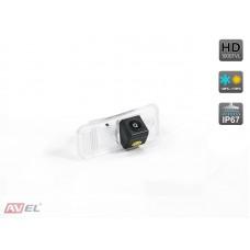 Камера заднего вида AVS327CPR (#029) для автомобилей HYUNDAI