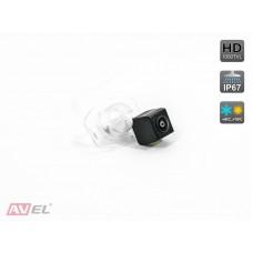 Камера заднего вида AVS327CPR (#092) для автомобилей TOYOTA