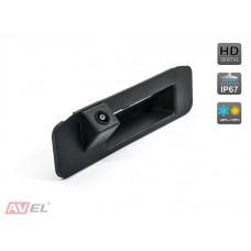 Камера заднего вида AVS327CPR (#129) для автомобилей MERCEDES-BENZ