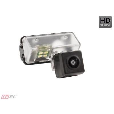Камера заднего вида AVS327CPR (#099) для автомобилей CITROEN/ PEUGEOT/ TOYOTA