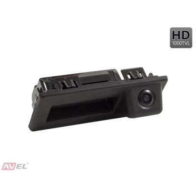 Камера заднего вида AVS327CPR (#185) для автомобилей AUDI/ SKODA/ VOLKSWAGEN