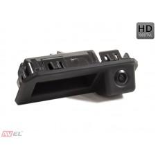 Камера заднего вида AVS327CPR (#192) для автомобилей AUDI/ SKODA/ VOLKSWAGEN