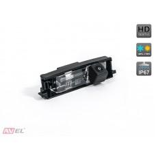 Камера заднего вида AVS327CPR (#098) для автомобилей TOYOTA