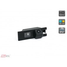 Камера заднего вида AVS327CPR (#068) для автомобилей CHEVROLET/ HUMMER/ OPEL