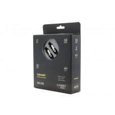 Межблочный кабель  2RCA – 2RCA SWAT SIX-235 (3.5м)