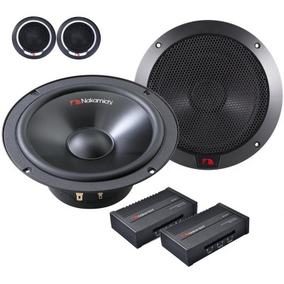 Компонентная акустическая система  Nakamichi NSE-CS617