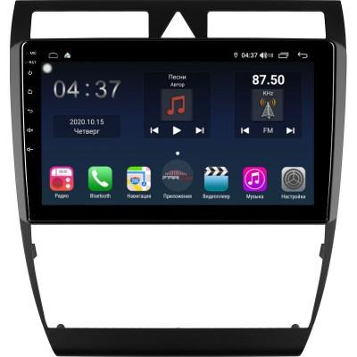 Штатная магнитола FarCar s400 для Audi A4 Android (H050R)