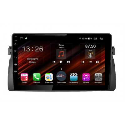 Штатная магнитола FarCar s400 Super HD для BMW E46 на Android (XH708R)