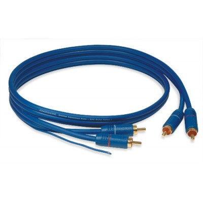 Межблочный кабель  2RCA – 2RCA DAXX R44-50 (5м)