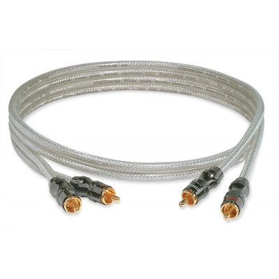 Межблочный кабель  2RCA – 2RCA DAXX R55-11 (1.1м)