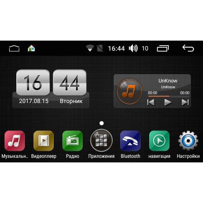Штатная магнитола FarCar s195 для Honda Jazz на Android (LX1141R)