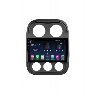 Штатная магнитола FarCar s400 для Jeep Compass на Android (TG1078R)