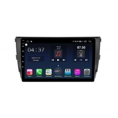 Штатная магнитола FarCar s400 для Zotye на Android (TG1134R)