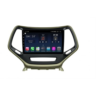 Штатная магнитола FarCar s400 для Jeep Cherokee на Android (TG608R)