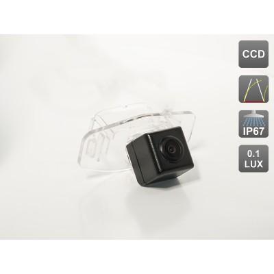 Камера заднего вида с динамической разметкой AVS326CPR (#020) для автомобилей HONDA