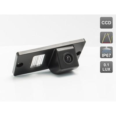 Камера заднего вида с динамической разметкой AVS326CPR (#037) для автомобилей HYUNDAI/ KIA