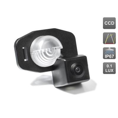 Камера заднего вида с динамической разметкой AVS326CPR (#092) для автомобилей TOYOTA