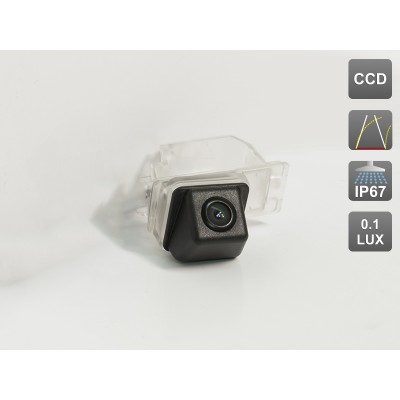 Камера заднего вида с динамической разметкой AVS326CPR (#131) для автомобилей FORD/ JAGUAR