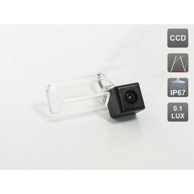 Камера заднего вида с динамической разметкой AVS326CPR (#176) для автомобилей DONGFENG
