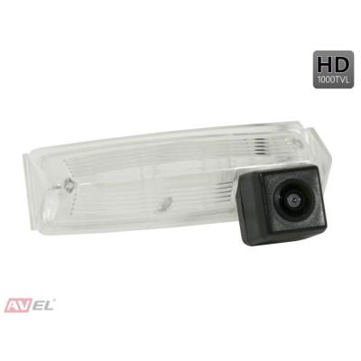 Камера заднего вида AVS327CPR (#058) для автомобилей MITSUBISHI