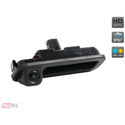 Камера заднего вида AVS327CPR (#015) для автомобилей FORD