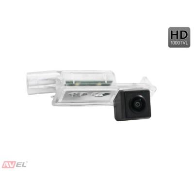 Камера заднего вида AVS327CPR (#208) для автомобилей VOLKSWAGEN