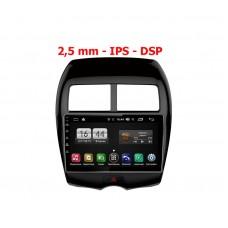 Штатная магнитола FarCar  s195 для Mitsubishi Asx, Peugeot 4008, Citroen Aircross на Android (LX026R)