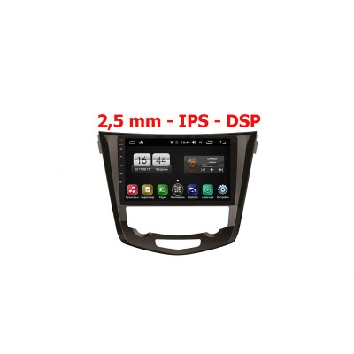 Штатная магнитола FarCar s195 для Nissan Qashqai, X-Trail на Android (LX665R)