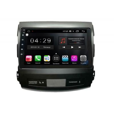 Штатная магнитола FarCar s300-SIM 4G для Mitsubishi Outlander XL,Citroen C-Crosser, Peugeot 4007 на Android (RG056R)
