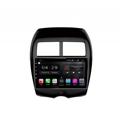 Штатная магнитола FarCar s300-SIM 4G для Mitsubishi Asx, Peugeot 4008, Citroen Aircross на Android (RG026R)