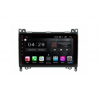 Штатная магнитола s300-SIM 4G для Mercedes-Benz A ,B, Sprinter, Viano ,VW Crafter на Android (RG068R)