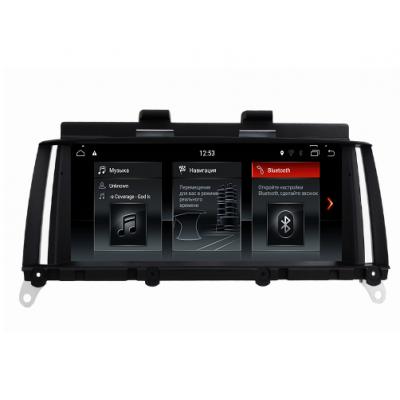 Штатная магнитола FarCar для BMW X3 B3007-NBT