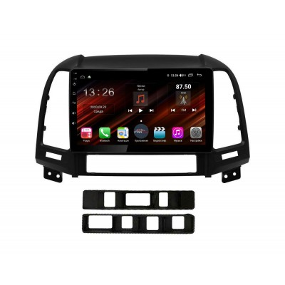 Штатная магнитола FarCar s400 Super HD для Hyundai Santa Fe на Android (XH008R)