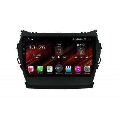 Штатная магнитола FarCar s400 Super HD для Hyundai Santa Fe 2012+ на Android (XH209R)