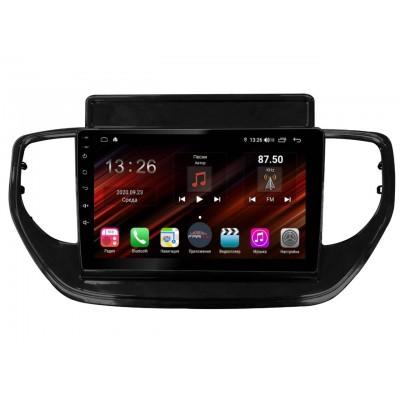 Штатная магнитола FarCar s400 Super HD для Hyundai Solaris 2020+ на Android (XH2003R)