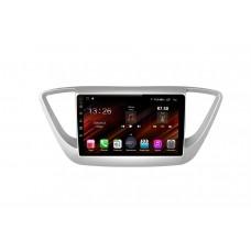 Штатная магнитола FarCar s400 Super HD для Hyundai Solaris на Android (XH766R)