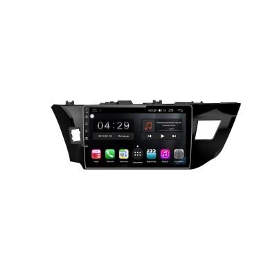 Штатная магнитола FarCar s300 для Toyota Corolla RL307R
