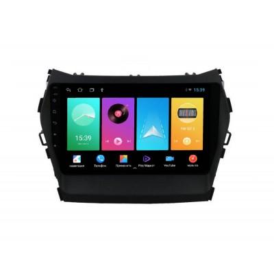 Штатная магнитола FarCar для Hyundai Santa Fe 2012+ на Android (D209M)