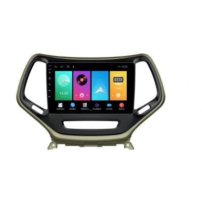 Штатная магнитола FarCar для Jeep Cherokee на Android (D608M)
