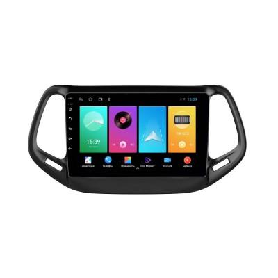 Штатная магнитола FarCar для Jeep Compass 2017+ на Android (D1008M)