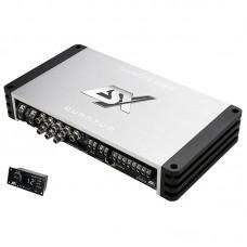Шести канальный усилитель ESX QE80.6DSP