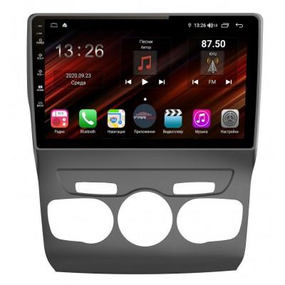 Штатная магнитола FarCar s400 Super HD для Citroen C4 на Android (XH2006R)