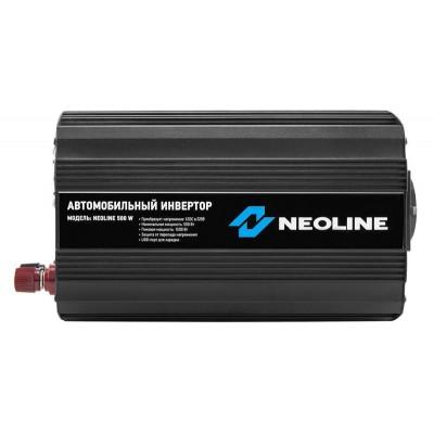 Инвертор автомобильный Neoline 500W