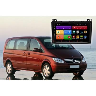 Штатная магнитола для Mercedes Vito, Viano, Volkswagen Crafter RedPower 61068 DSP